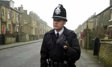 Police Constable Peter Greenwood Bradford