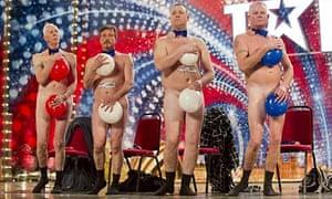 Britain's Got Talent 2010: The Cheeky Boys