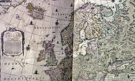 The Beauty Of Maps: the Klencke Atlas