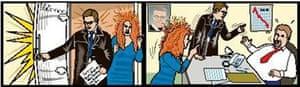 Daily Mirror's Independent cartoon
