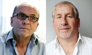 Roger Alton and Simon Kelner