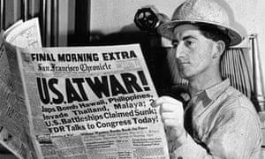 San Francisco Chronicle - Pearl Harbor