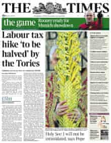 The Times March 29