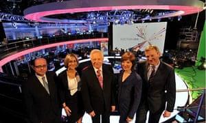 BBC general election 2010 team
