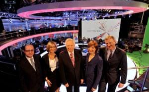 BBC election coverage: BBC general election presenters