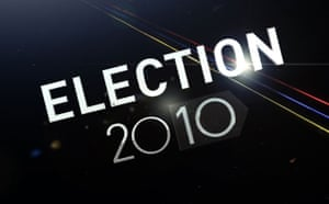 TV election coverage: ITV News election titles