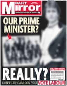 Daily Mirror - 6 May 2010