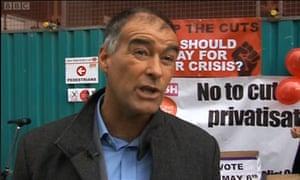 Tommy Sheridan on The Politics Show Scotland