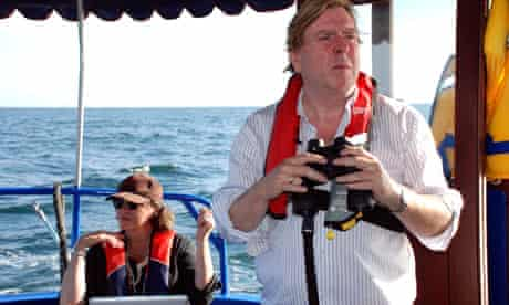 TIMOTHY SPALL - SOMEWHERE AT SEA