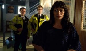 Coronation Street: the polic tell Carla Connor that Tony Gordon has escaped