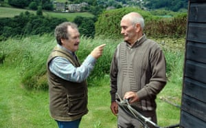last of the Summer Wine: Lenny (Bobby Ball) and Wilf (Tommy Cannon) in the show in 2008