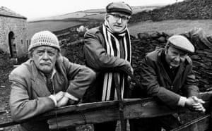 Last of the Summer Wine: Compo, Foggy  and Clegg in 1975