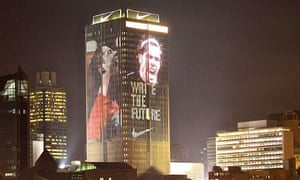 World Cup 2010 Nike Ad Beats Official Sponsors For Online Buzz Advertising The Guardian
