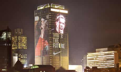 Nike South African ad campaign