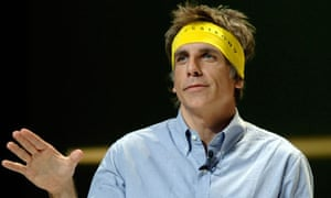 Actor Ben Stiller attends the Yahoo! Seminar at the Cannes Lions festival