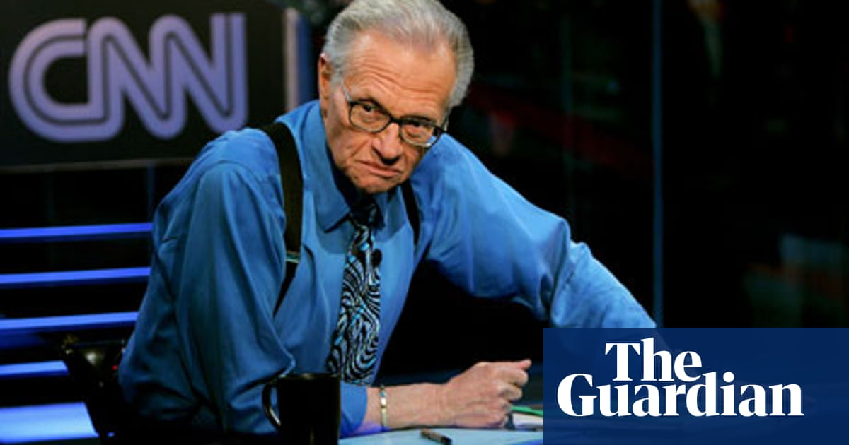Larry King's best moments | Larry King | The Guardian