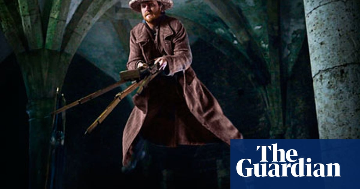 Doctor Who: Vincent and the Doctor – series 31, episode 10