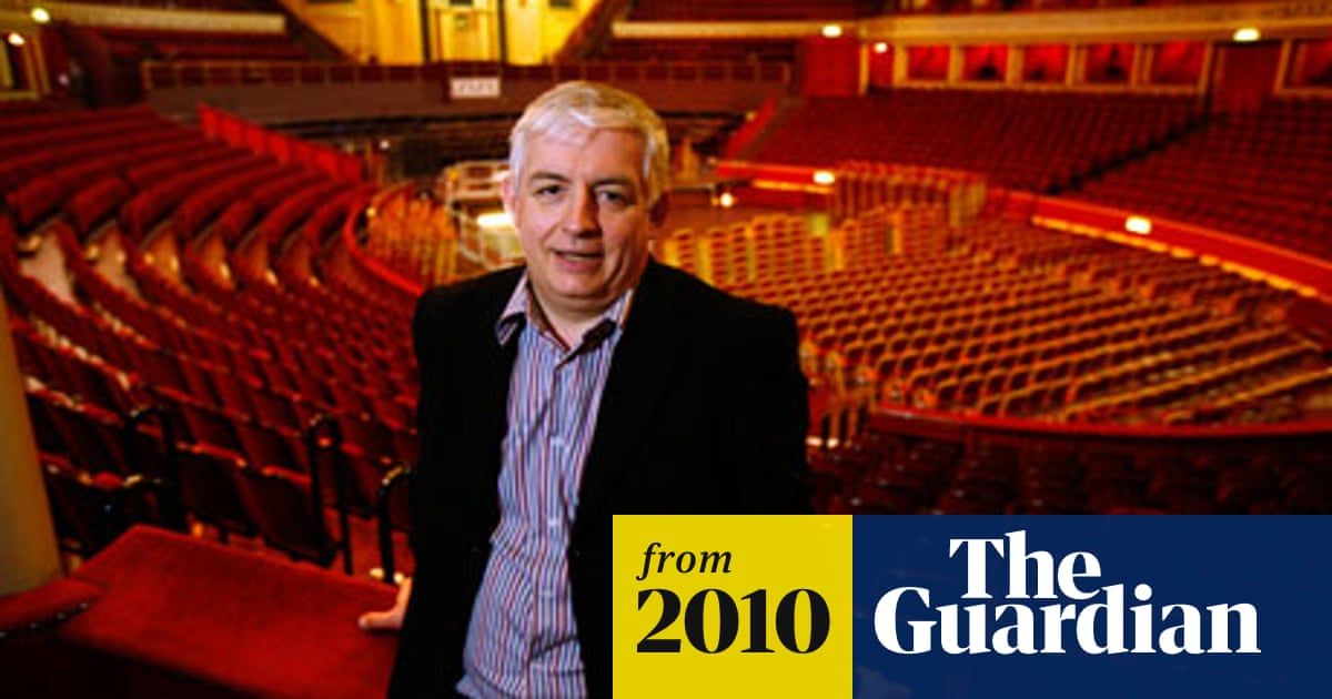 BBC Radio 3's Roger Wright: stations don't have right to