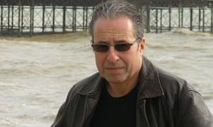 Peter James, crime writer