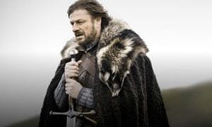 George RR Martin A Game Of Thrones Sean Bean