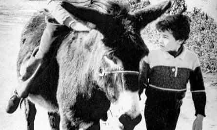 Blackie the Donkey