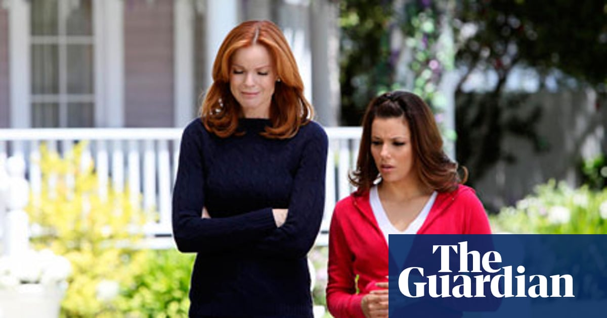 Housewives 7 desperate Marcia Cross