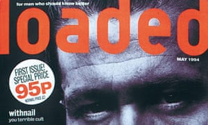 Loaded magazine launch issue, May 1994
