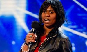 The X Factor 2010: Shirlena Johnson