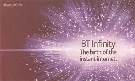 BT instant internet ad banned by ASA