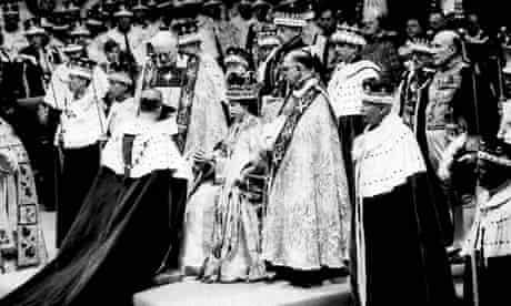Queen Elizabeth II's coronation in 1953