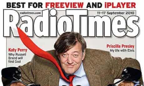 Radio Times - August 2010