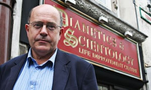 John Sweeney in Panorama - The Secrets Of Scientology
