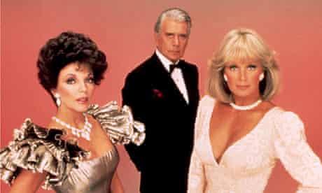 Dynasty: Joan Collins, John Forsythe and Linda Evans