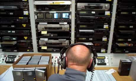BBC monitoring station at Caversham Park, near Reading