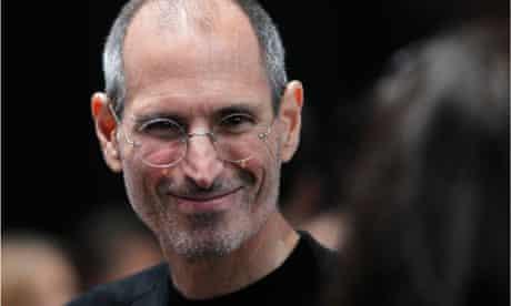 Apple's Steve Jobs