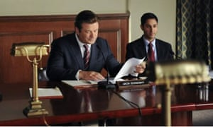 30 Rock: Jack Donaghy appears before a congressional committee