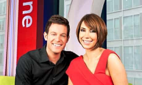 The One Show: Matt Baker and Alex Jones