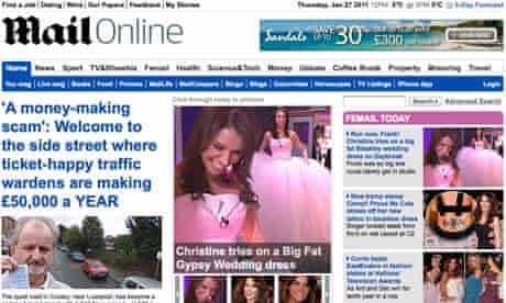 Mail Online - January 2011