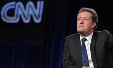 Piers Morgan discusses his CNN show