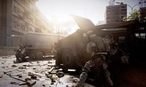 Battlefield 3 – campaign mode
