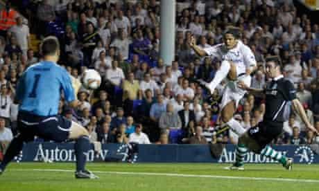 Europa League: Tottenham Hotspur's Giovani dos Santos scores against Shamrock Rovers