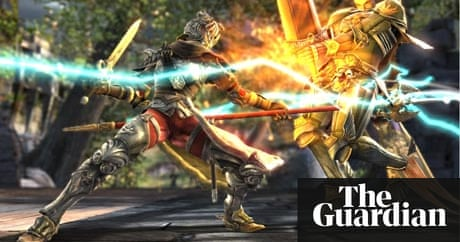 Soul calibur v preview games the guardian malvernweather Choice Image