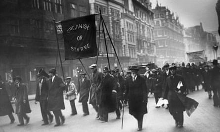 The March of the Unemployed, London, 1930