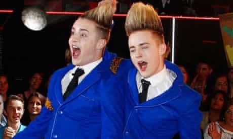Celebrity Big Brother 2011: Jedward