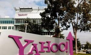 Yahoo's headquarters
