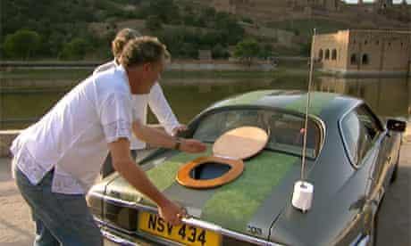 Clarkson Top Gear
