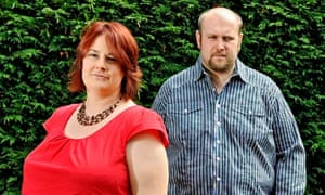 Natalie and Dave Briggs in Money: Couples