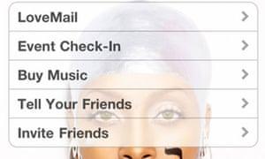 Erykah Badu iPhone app