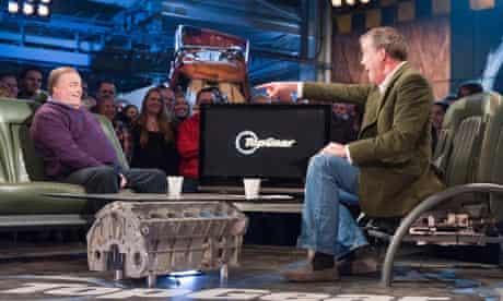 John Prescott on Top Gear