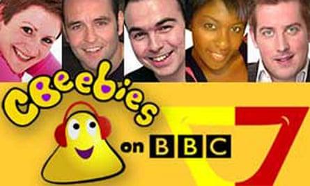 CBeebies on Radio 7